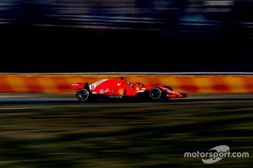 Частные тесты Ferrari