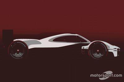 Porsche Motorsport LMDh unveil
