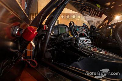 Präsentation: Mercedes-AMG GT3 Evo
