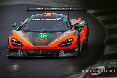 Annuncio Compass Racing McLaren