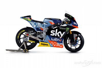 Sky Racing Team VR46 livery