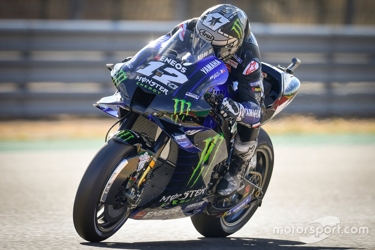 P2 Maverick Viñales, Yamaha Factory Racing