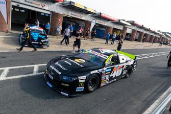 Justin Kunz, Racing Total, Ford Mustang