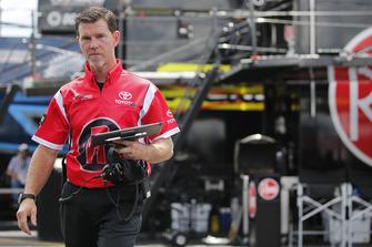 Jason Ratcliff, Joe Gibbs Racing, Toyota Camry Rheem