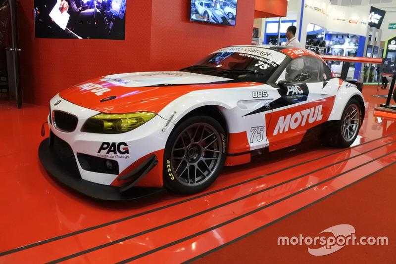 BMW Z4, Privat Auto Garage