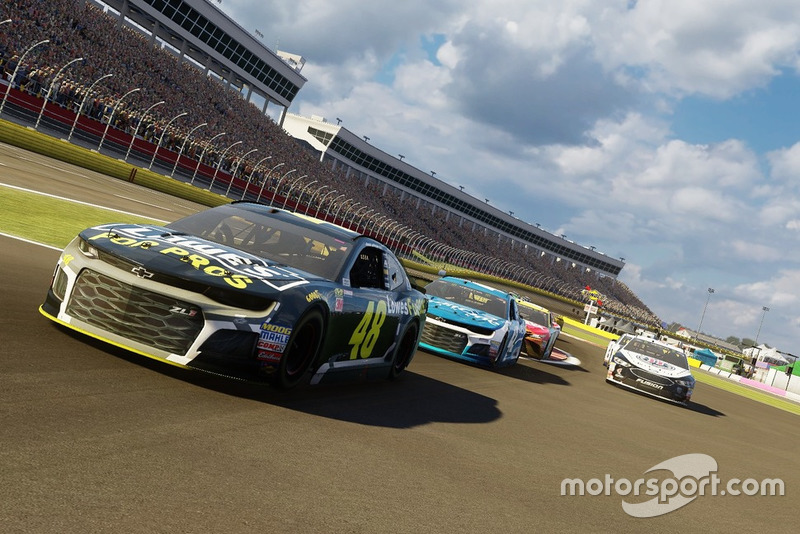 Screenshot: NASCAR Heat 3