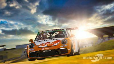 Виртуальный Суперкубок Porsche