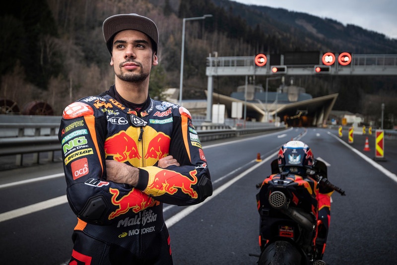 Miguel Oliveira, Red Bull KTM Factory Racing