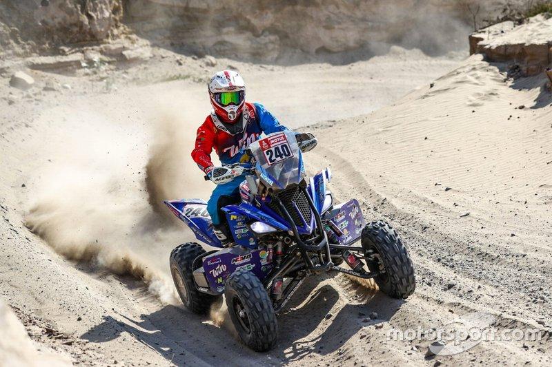 #240 Nicolas Cavigliasso, Drag'On Rally Team