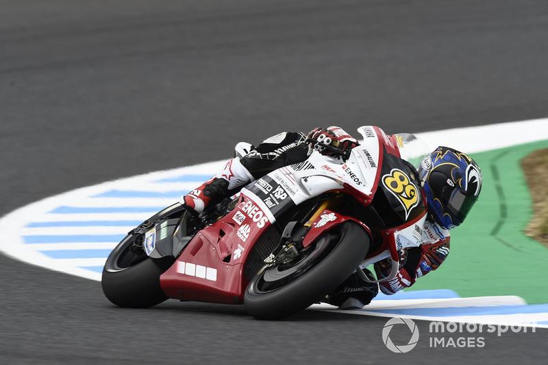 Katsuyuki Nakasuga, Yamalube Yamaha Factory Racing (1 kecelakaan)