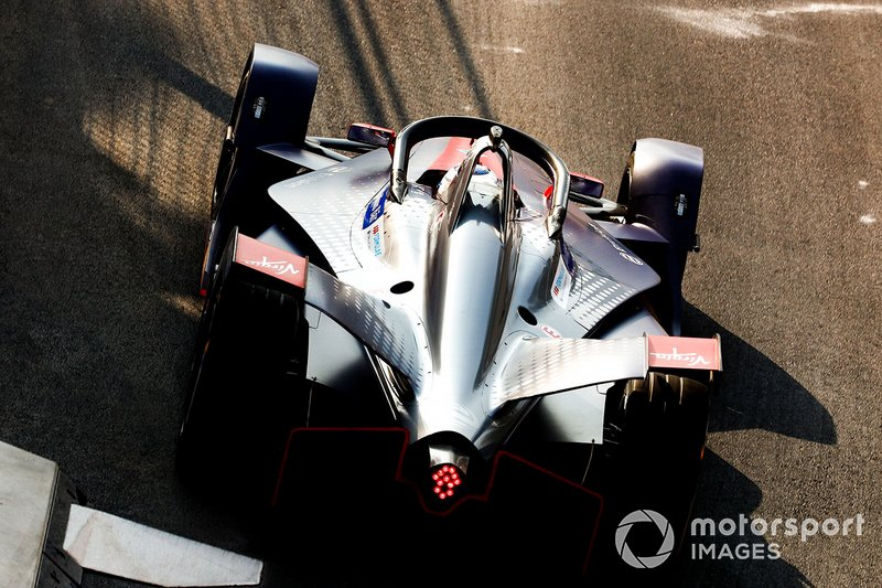 Амна Аль-Кубайси, Envision Virgin Racing, Audi e-tron FE05