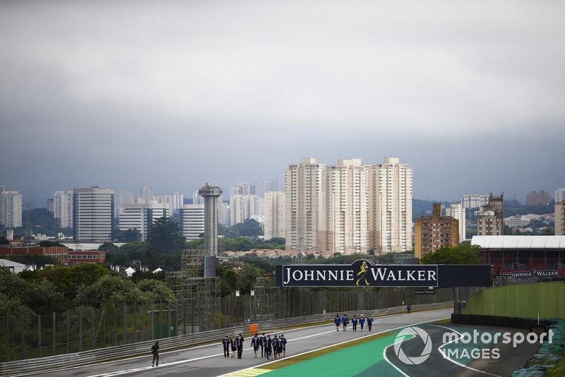П'єр Гаслі, Toro Rosso, Серхіо Перес, Racing Point Force India