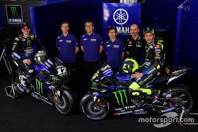 Lançamento Equipe Yamaha