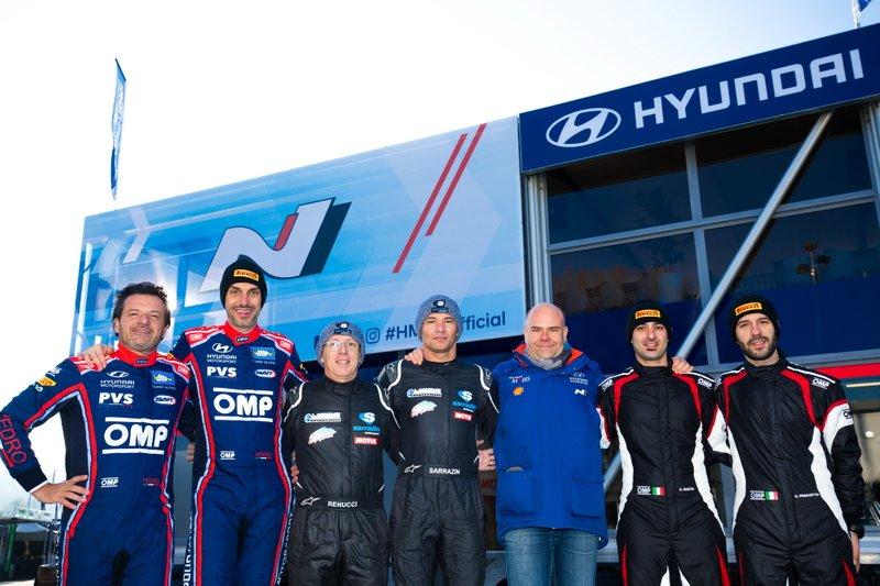 Hyundai Motorsport Team Director Andrea Adamo