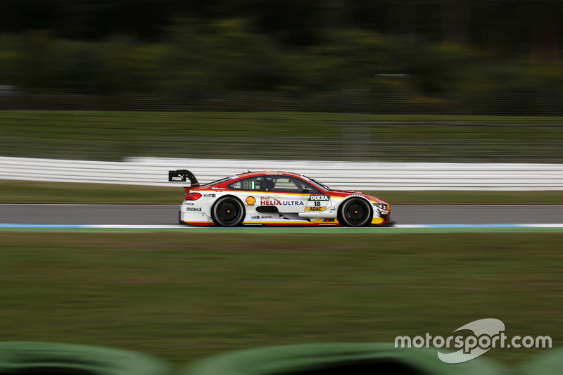 11. Augusto Farfus, BMW Team MTEK, BMW M4 DTM
