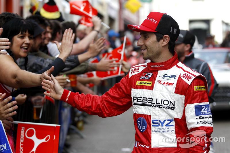 #12 Rebellion Racing Rebellion R-One AER: Nicolas Prost