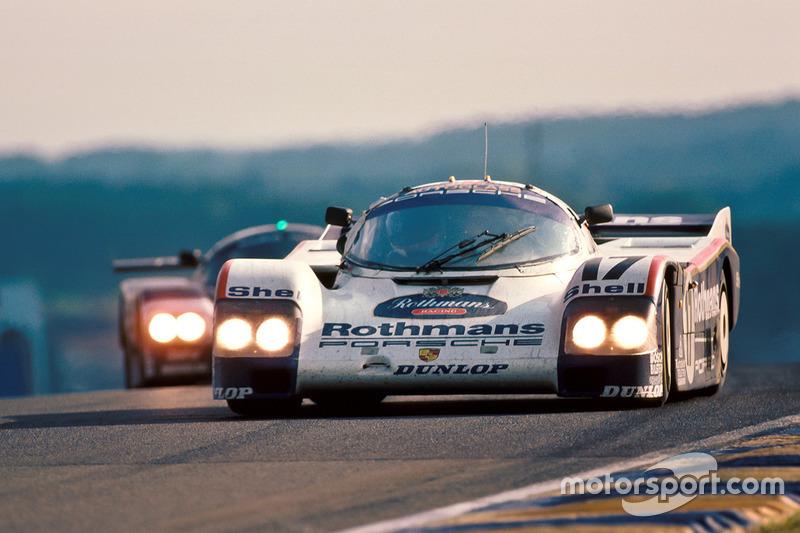 1987: Porsche 962C