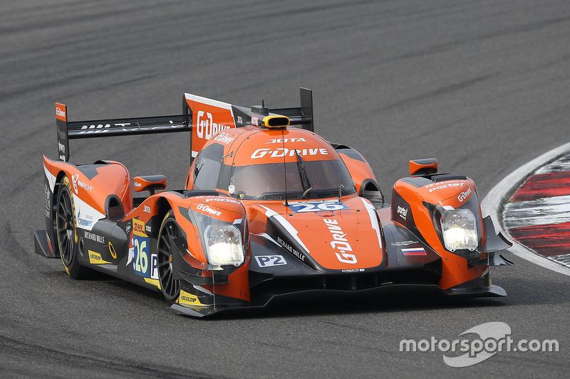 1. LMP2: #26 G-Drive Racing, Oreca 05 - Nissan
