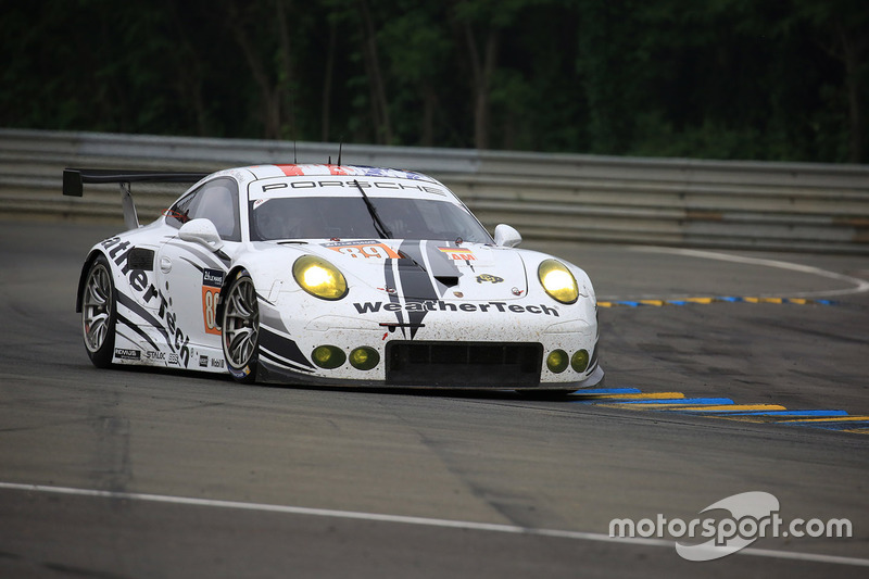 10. LMGTE-Am: #89 Proton Competition, Porsche 911 RSR