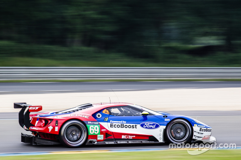 2. LMGTE-Pro: #69 Ford Chip Ganassi Racing, Ford GT