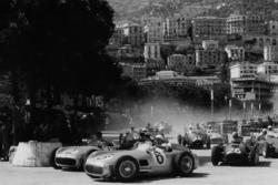 Stirling Moss, Mercedes