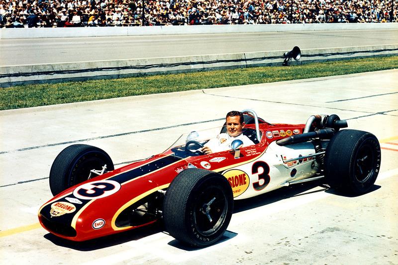 1968 - Bobby Unser, Eagle/Offy
