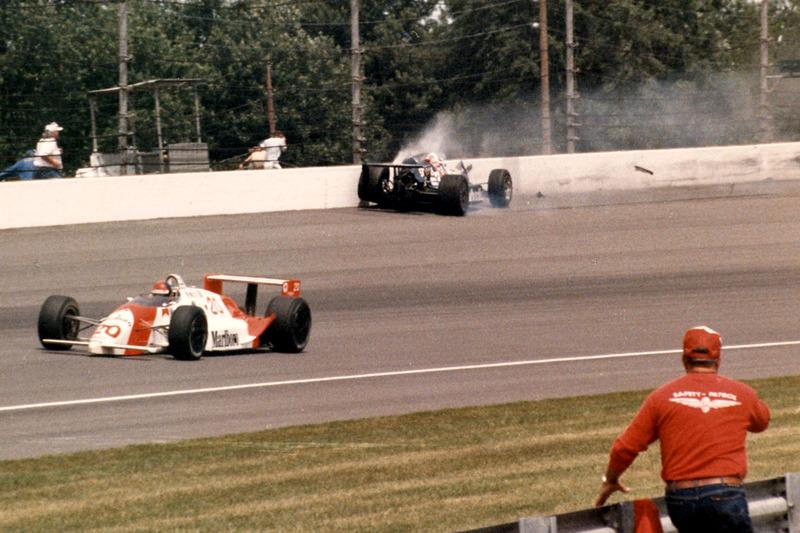 Crash Al Unser Jr.