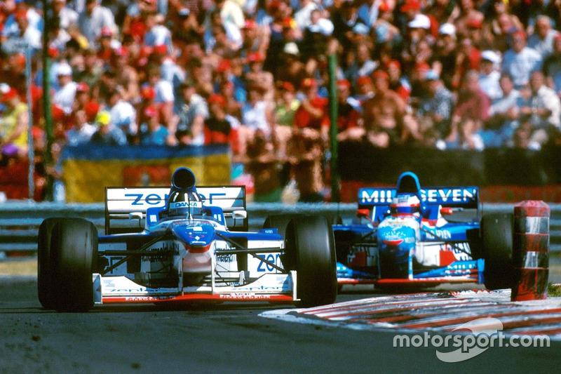 Yamaha: 1997 Arrows