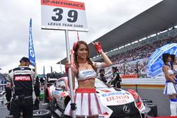 Sard Racing kızı