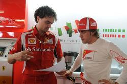 Fernando Alonso, Antonio Spagnolo