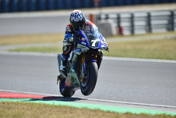 #7 YART Yamaha Official EWC Team, Yamaha R1: Брок Паркес, Марвін Фрітц, Бредлі Сміт
