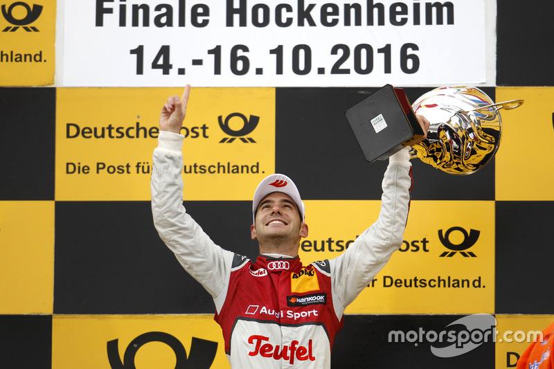 Hockenheim II (Carrera 1): Miguel Molina, Audi Sport Team Abt Sportsline, Audi RS 5 DTM