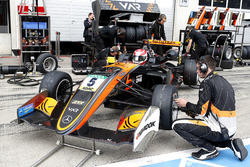 Педро Пике, Van Amersfoort Racing, Dallara F317 - Mercedes-Benz