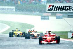 Rubens Barrichello, Ferrari F1 2001