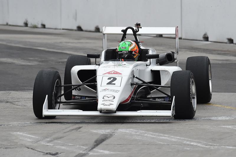 Ricky Donison (US F2000 Toronto)