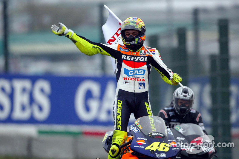 #4: Valentino Rossi (2002, Honda)
