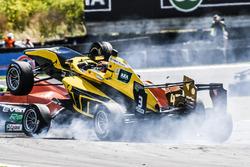 Brendon Leitch crash