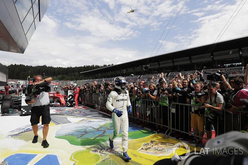 Валттері Боттас, Mercedes AMG F1