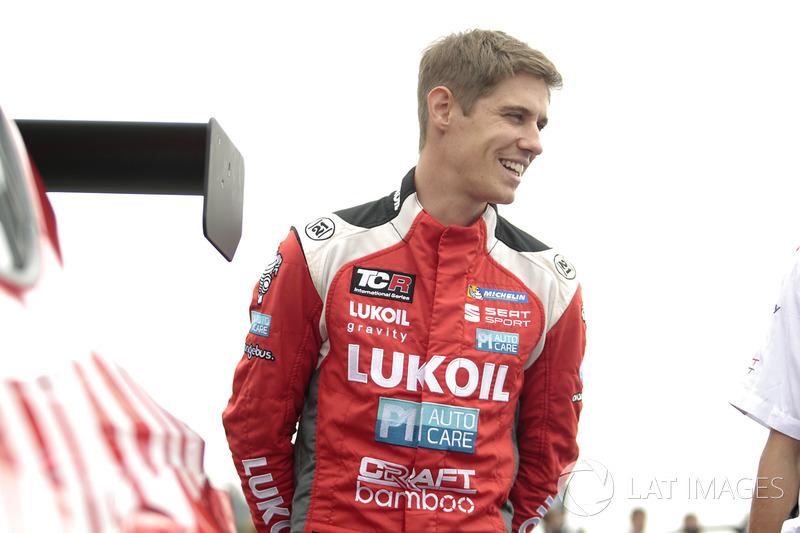 Джеймс Неш, Lukoil Craft-Bamboo Racing, SEAT León TCR