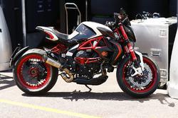 Lewis Hamilton's motorcycle