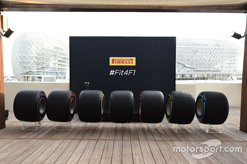 Neumáticos Pirelli 2017