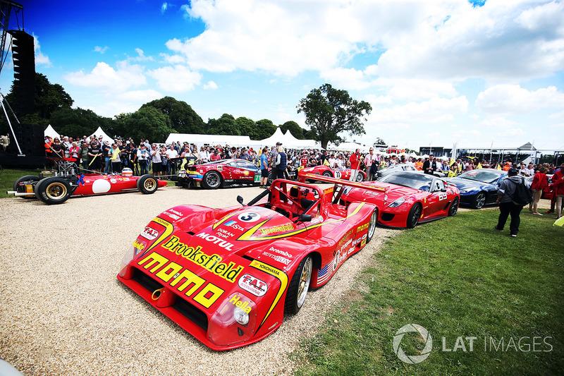 70 Jahre Ferrari