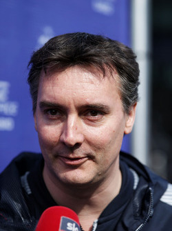 James Key, directeur technique de la Scuderia Toro Rosso STR12