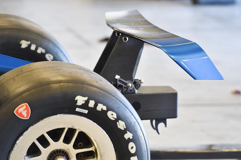 IndyCar für 2018 von Chevrolet