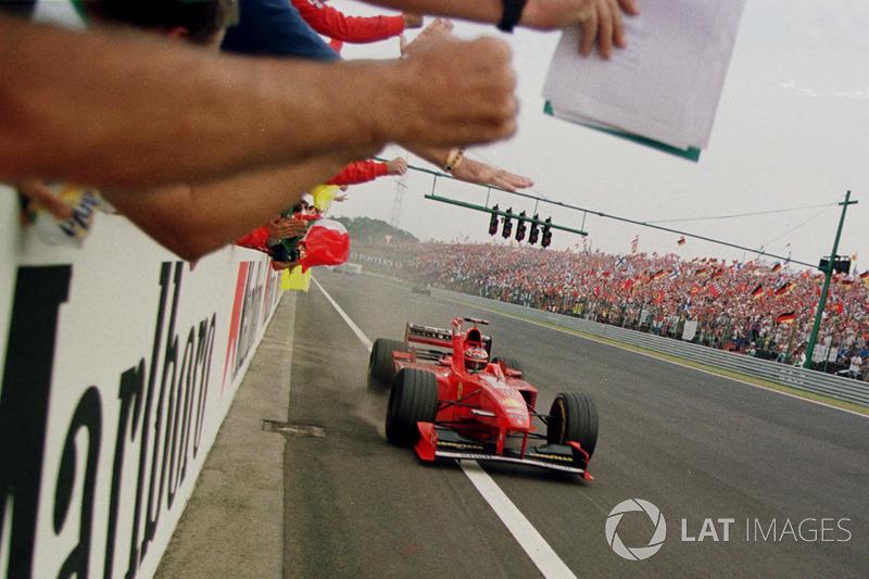 4. GP de Hungría 1998