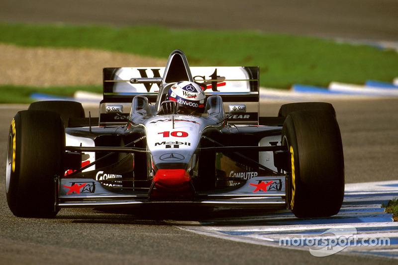 David Coulthard, McLaren MP4/12
