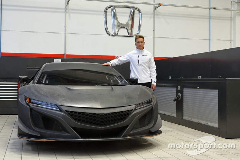 Annonce Honda NSX GT3 Macao