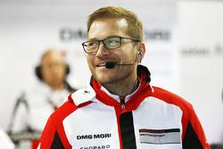 Andreas Seidl, directeur de Porsche LMP