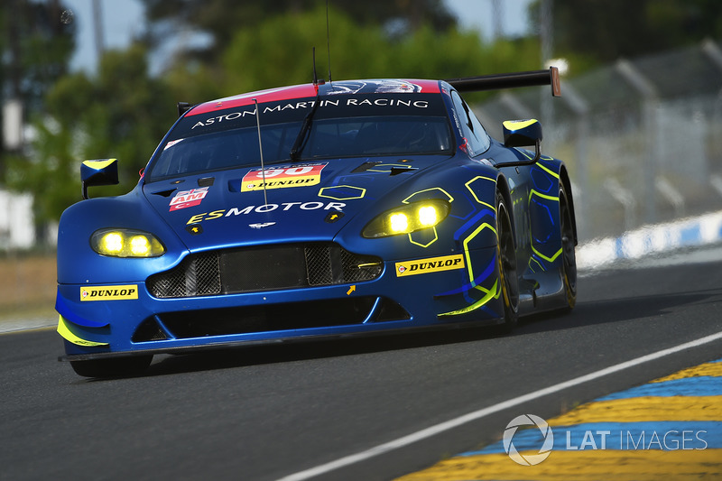 LMGTE-Am: #90 TF Sport, Aston Martin Vantage GTE