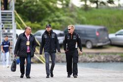 Sergio Perez, Sahara Force India, sein Vater Antonio Perez Garibay